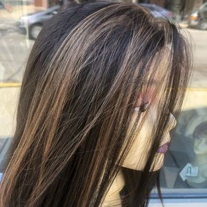 Full Lace Wig highlights fulllace New Technology